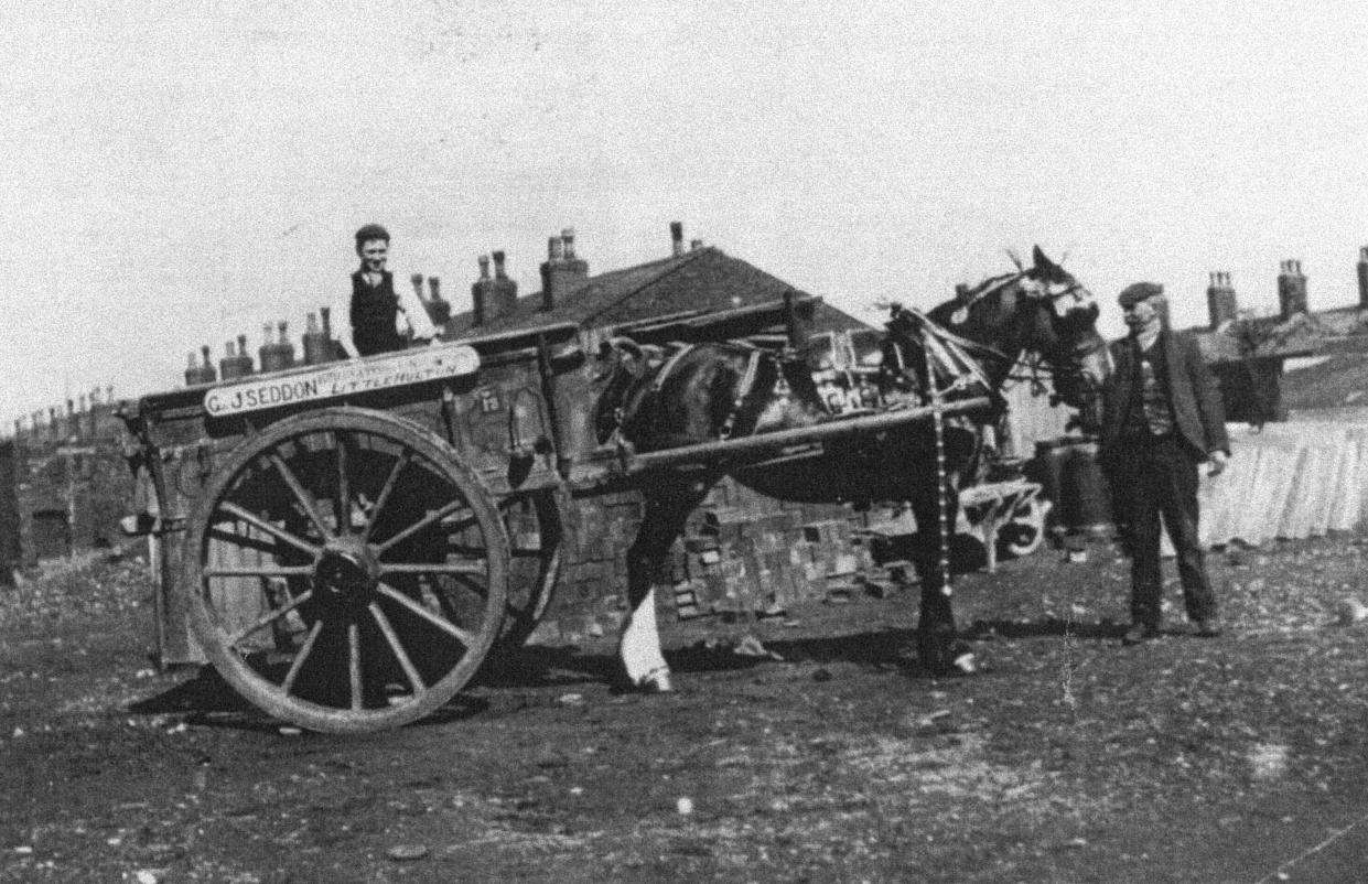 George and John Seddon 1897