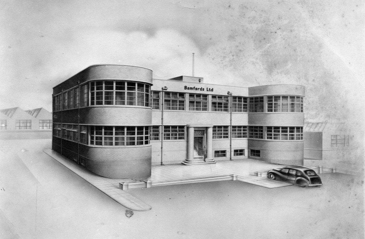 G & J Seddon 1920s